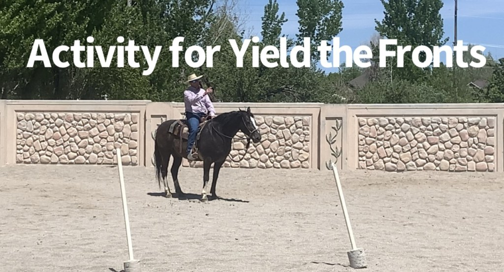 Activity – Yield the fronts