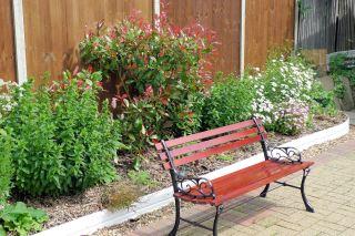 Oadby garden 4