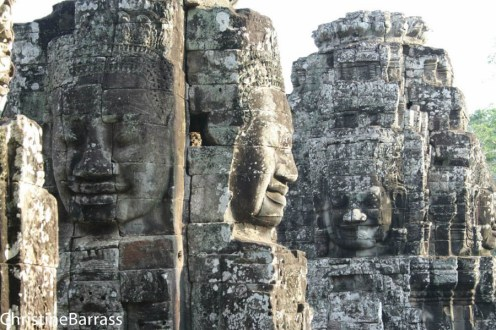Faces from Cambodia Christine Barrass