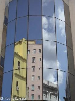 Reflecting the world. Havana Christine Barrass