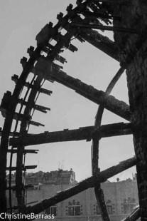 Wheel. Syria Christine Barrass