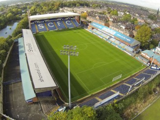 Edgeley Park by Mike Petch