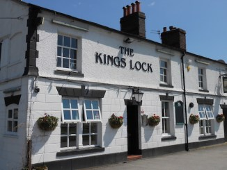 The Kings Lock in MIddlewich