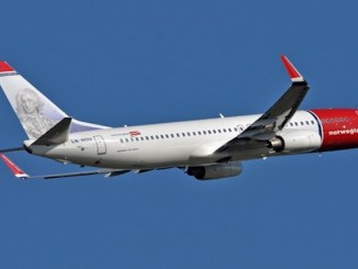 Norwegian Airlines Spanish flights from Manchester
