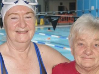 Lynda Goddard andMargaret Lloyd