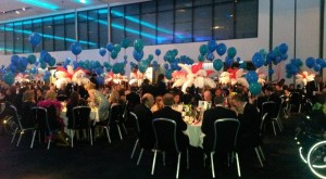 Cornflower Ball raised £60,000 for spinal injuries charity