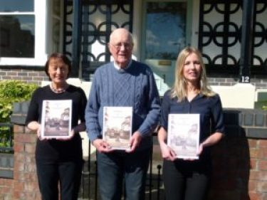 Sue Bailey, Ted Hill and Amanda Lewis