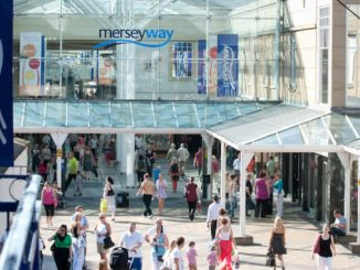 Merseyway shopping centre