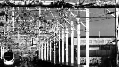 Stockport Train Station by Eleanor Leonne Bennett