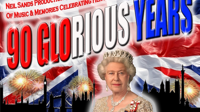 Stockport Plaza hosts 90 Glorious Years of the Queen