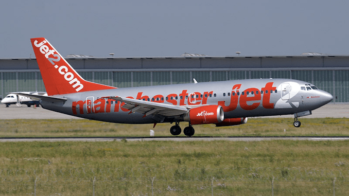 Jet2 to create 310 jobs at Manchester Airport