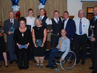 The Stockport Sports Awards winners
