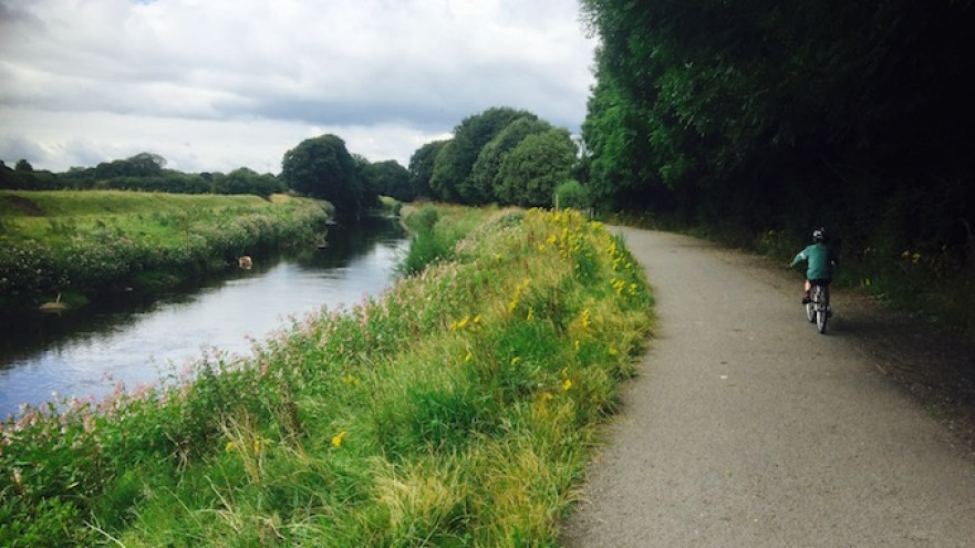 Mersey Valley and Stockport Cyclewa