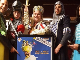 Monty Python's Spamalot is at NK Theatre Arts