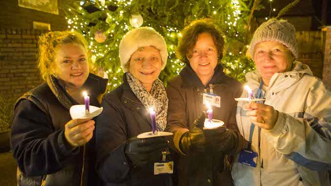 Light up a Life appeal for St Ann's Hospice