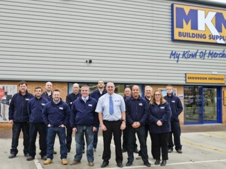 MKM Building Supplies in Sharston