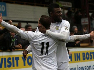 Danny Lloyd scores twice as Stockport County beat Boston United
