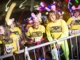 Manchester Midnight Walk for St Ann's Hospice