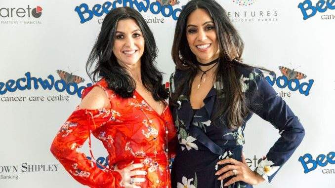 Real Housewives of Cheshire stars Stacey Forsey and Seema Malhotra