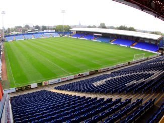 Stockport County, Edgeley Park