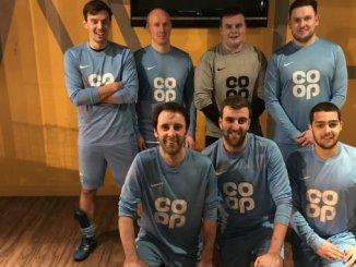 The winning Co-op team