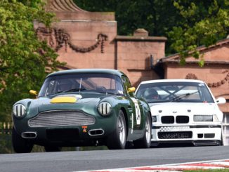 Aston Martin Owners Club, Oulton Park