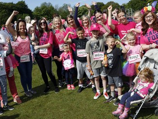 Stockport Race for Life 2018