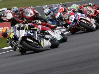 Christian Iddon, TYCO BMW, Silverstone