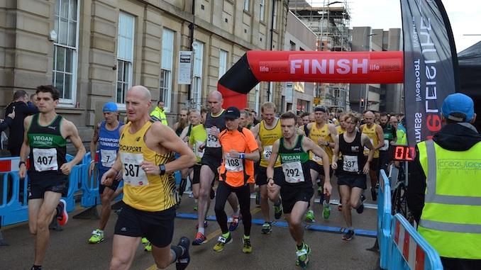 Big Stockport Run 2018