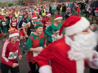 Manchester Christmas Pudding 5 Mile Dash