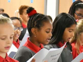 The New Islington Free School choir
