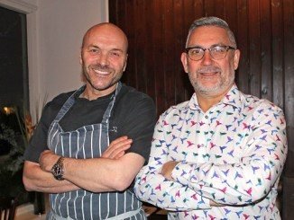 Simon Rimmer and Simon Connolly