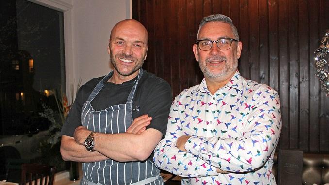 Simon Rimmer and Simon Connolly