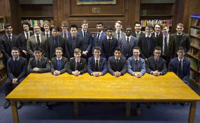 Manchester Grammar pupils' Oxbridge places