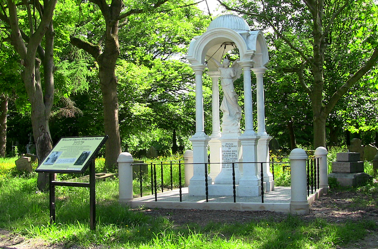 Learn all about Willow Grove Cemetery