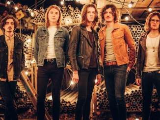 Blossoms Band from South Manchester