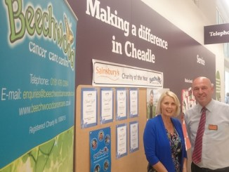 It is the second year in a row that the centre on Chelford Grove, Bridgehall, has been voted for by shoppers to be the chosen charity.