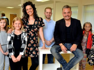 Jennifer James and Lee Boardman launch Actor Tribe in Stockport