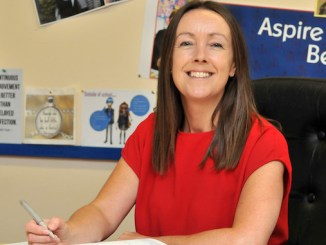 Fiona Wright, associate headteacher at St Antony's