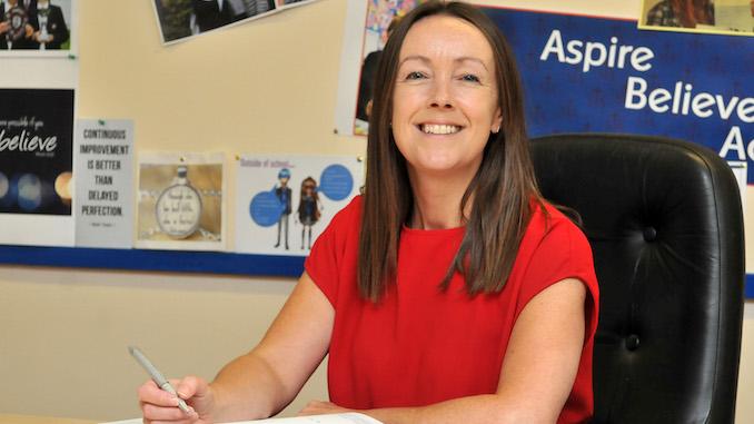 Fiona Wright, associate headteacher at St Antony's