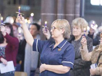 St Ann's Hospice Light up a Life appeal