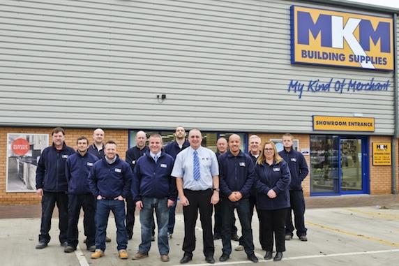 MKM Building Supplies in Sharston