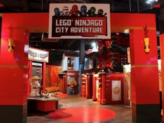 Legoland Discovery Centre. Manchester