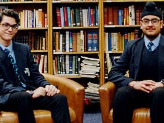 George Jayson and Naunidh Dua