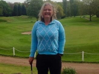 Jennifer Greenlaw at Withington Golf Club