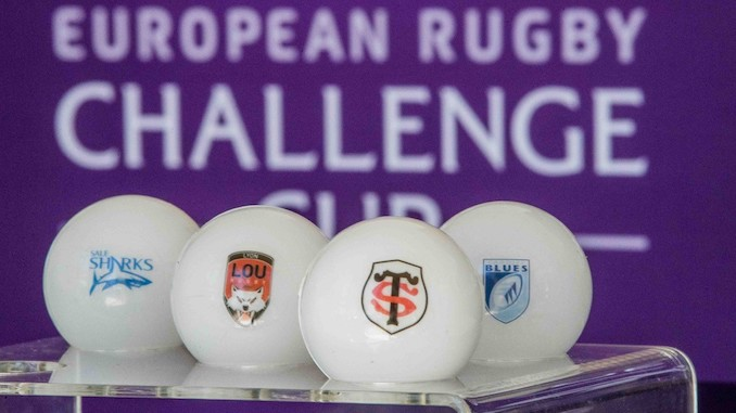 Sale Sharks have been drawn against Toulouse, Cardiff Blues and Lyon in Pool 2 of the European Rugby Challenge Cup
