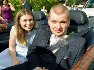Seashell Trust leavers' prom
