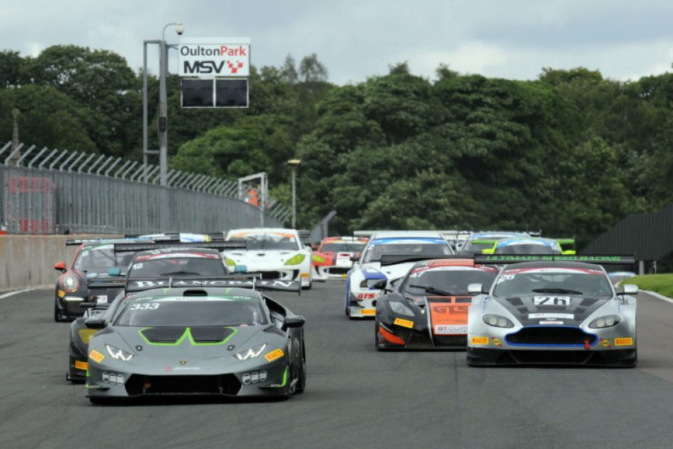 GT Cup, Oulton Park, Cheshire