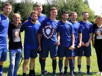 Lee Mairs Football Tournament