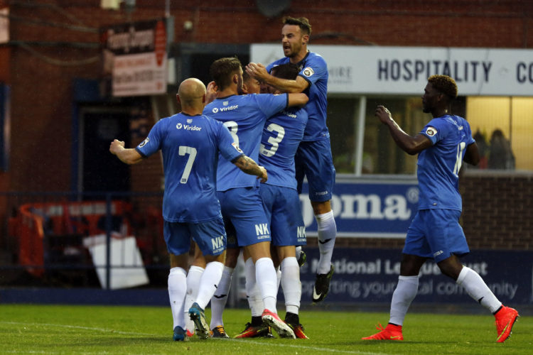 Harry Winter, Stockport County 3-0 Curzon Ashton